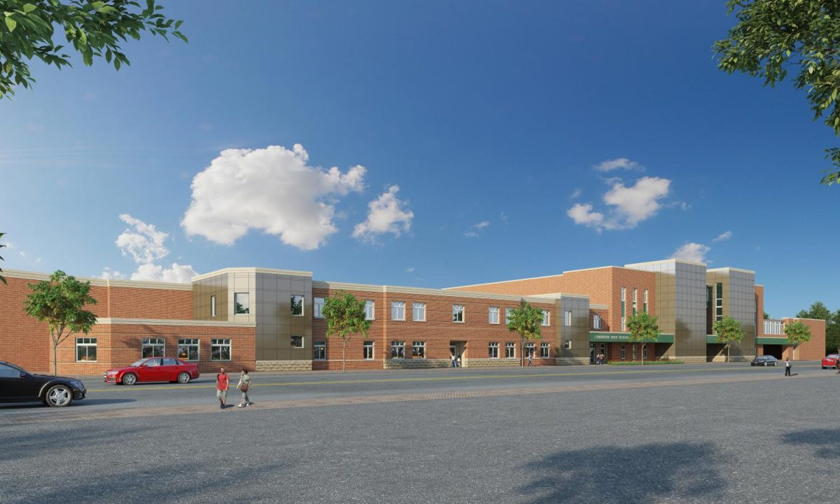 A+rendering+of+what+Lynbrook+High+School+will+look+like+after+renovations