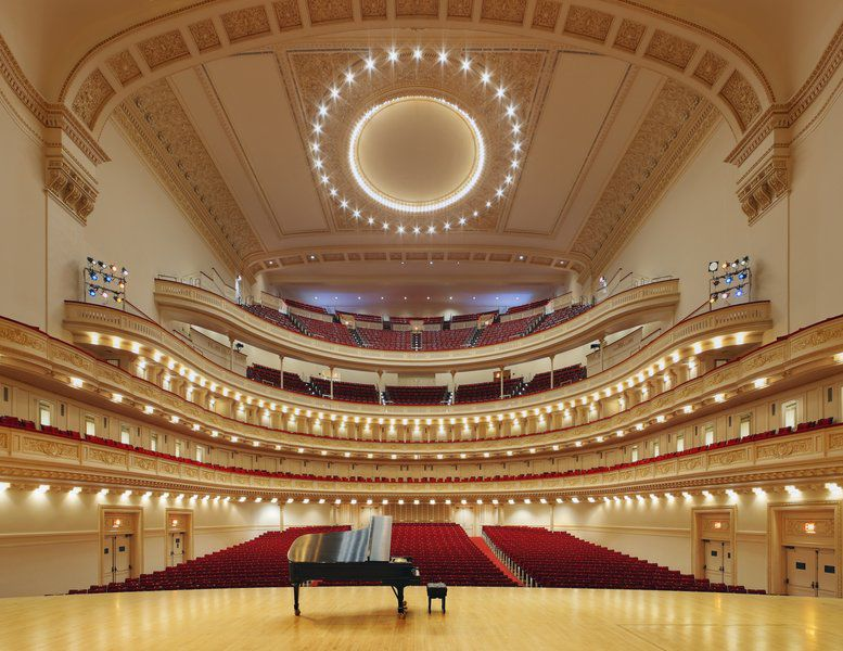 A+view+from+the+stage+at+Carnegie+Hall