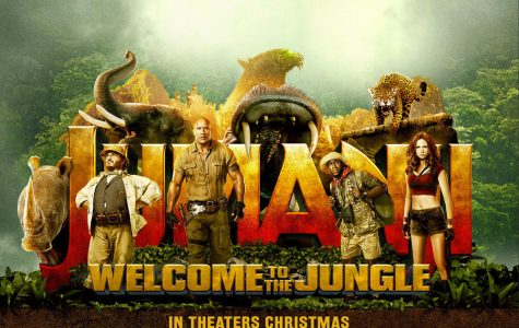 Jumanji: Welcome to the Jungle Overview
