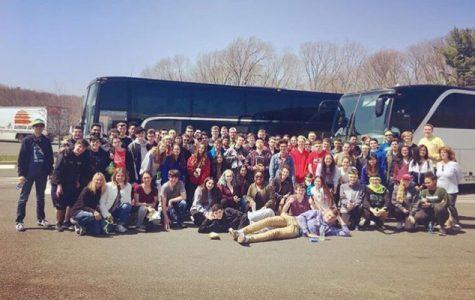 LHS Band Trip to Boston 2018