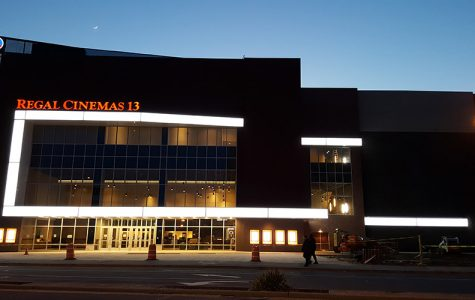 New Theater's Impact on Local Eateries