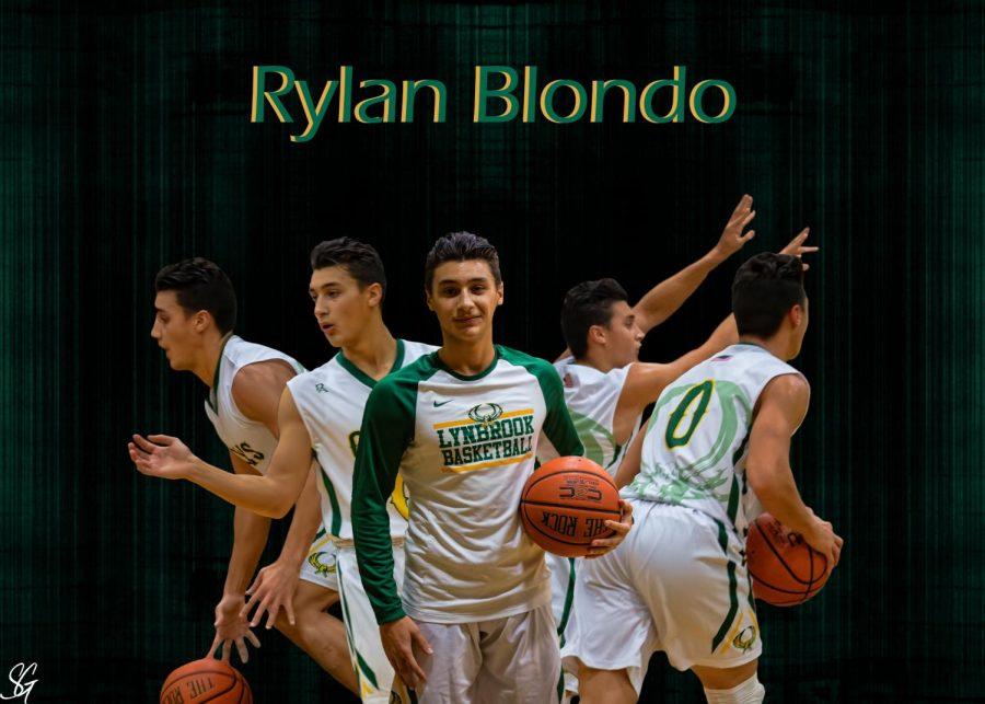 The Spotlight: Rylan Blondo