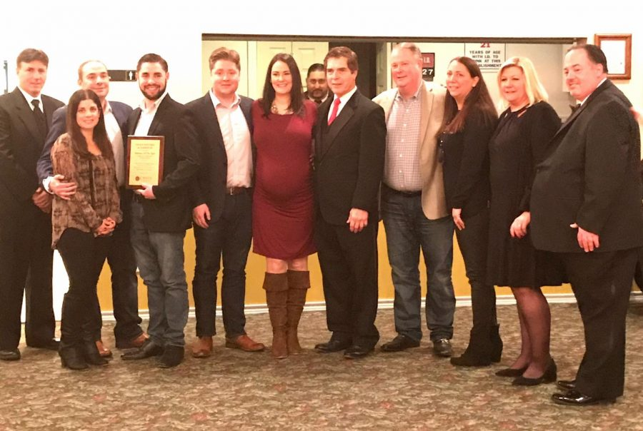 Owners of the Craft Kitchen and Tap House, business of the year