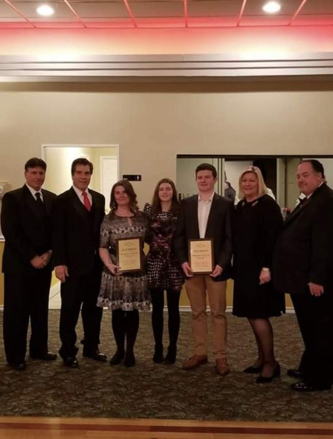 Julie and Kyle Bergin, Humanitarians of the Year