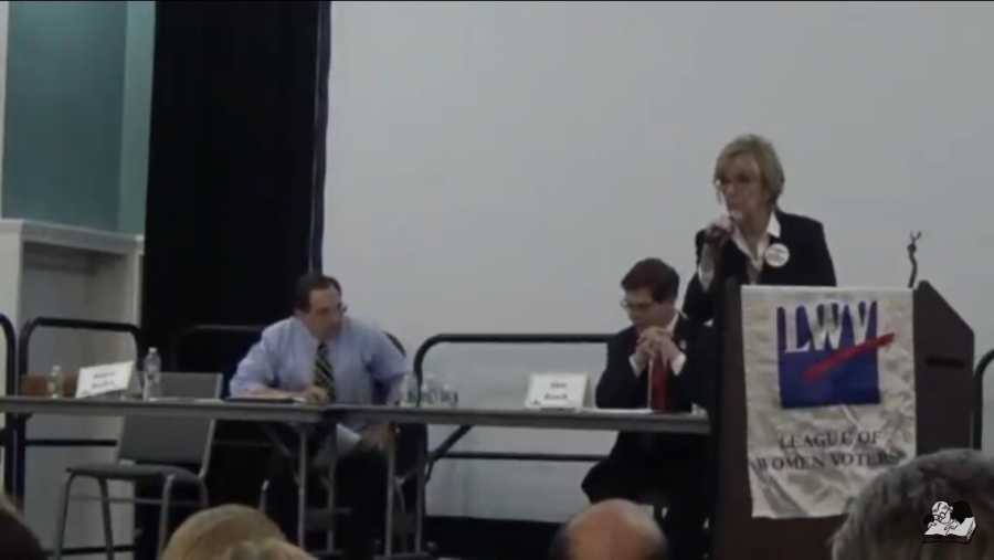 League of Women Voters Hosts Lynbrook Meet the Candidates Night
