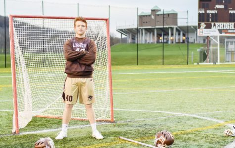 Eddie Bouhall ('15) Drafted into MLL