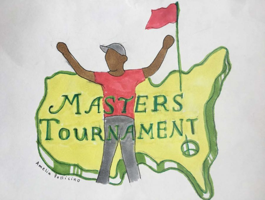 Tiger+Woods+Wins+Masters