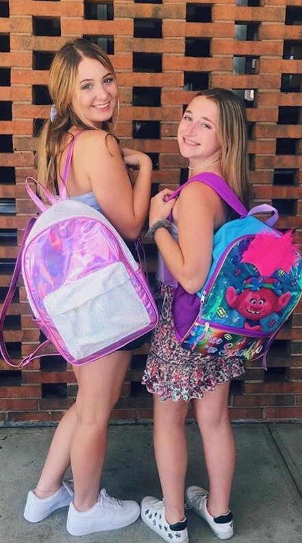 Senior Backpacks: An LHS Tradition