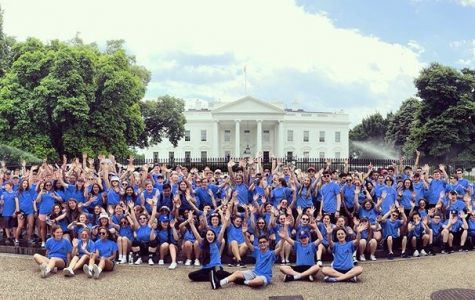 Music Students Visit DC