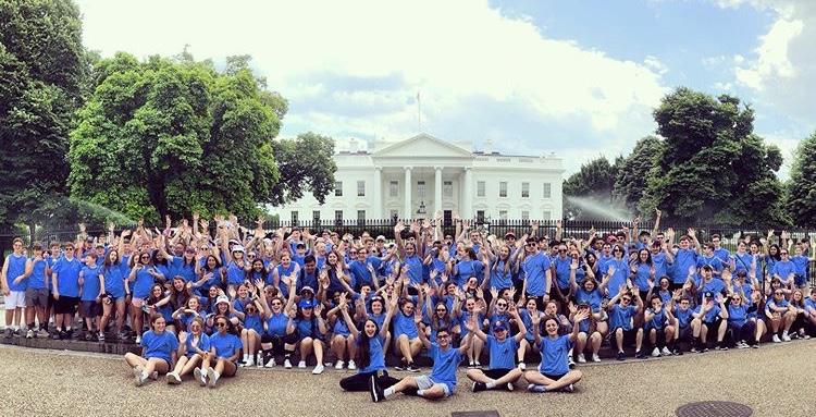 Music Students Visit DC