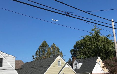 What's Up with the Low, Loud Planes over Lynbrook?