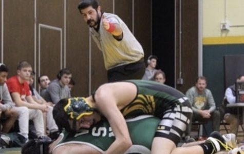 Varsity Wrestling Looks to Go Far