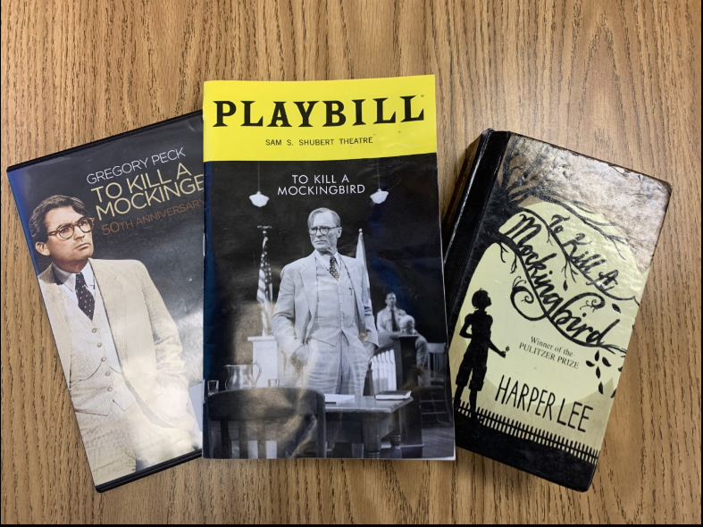 To Kill a Mockingbird: From the Shelf to the Screen to the Stage