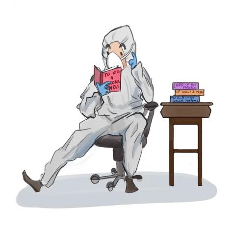 Quaran-Reads: Good Books to Read while Quarantined