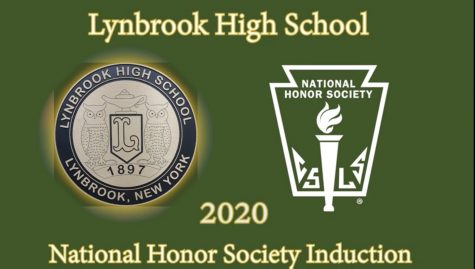 NHS Inductees Celebrated Via Virtual Ceremony