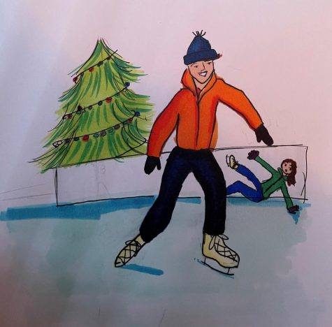 Will people be able to partake in the usual holiday festivities such as ice skating this year?