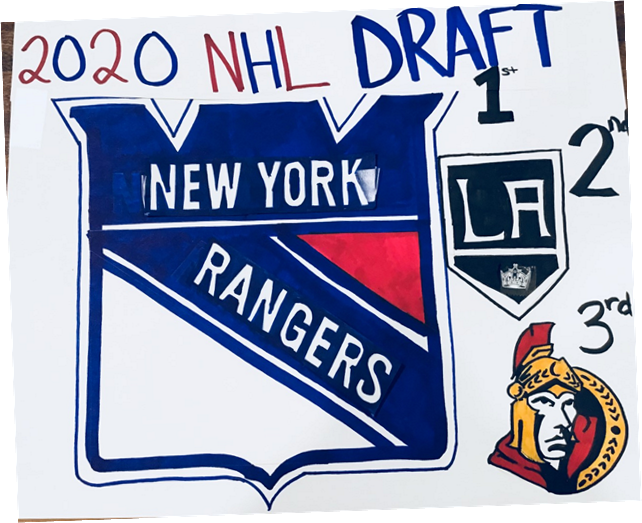 The 2020 NHL Draft recently took place virtually, and many teams picked new players to join them.