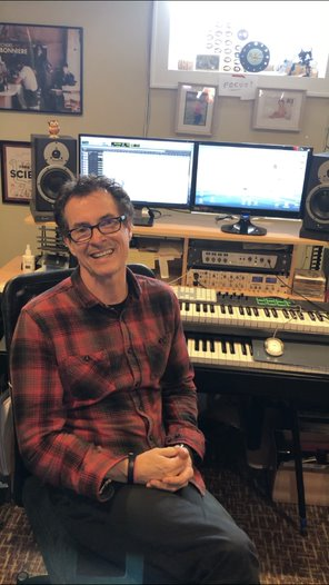 """""""The Sun is Gonna Shine Again"""" : Concert Choir Records Uplifting Song with Grammy-Winning Alumnus"""