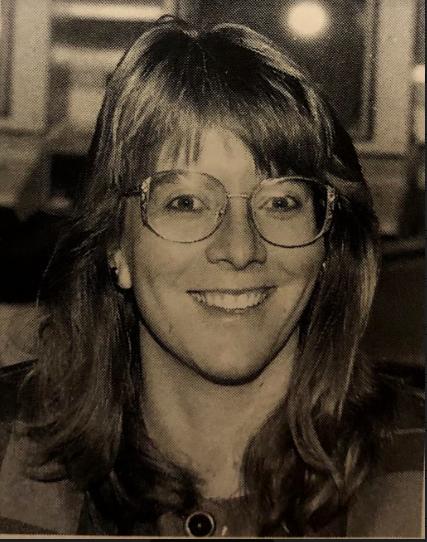 Farewell to Linda Vegh!