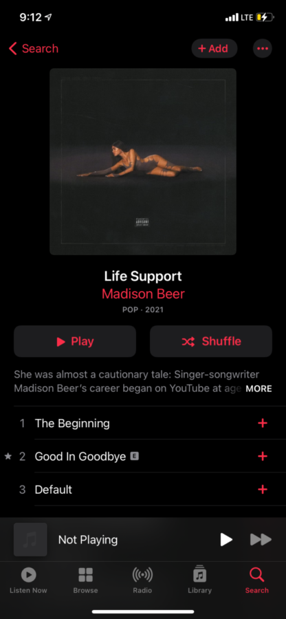 Madison Beer recently released her album Life Support, and fans are greatly enjoying her new music.