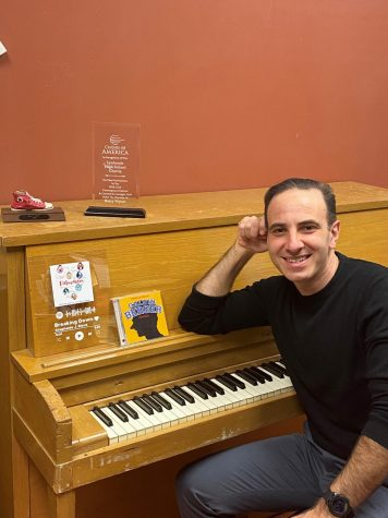 Teacher Feature: Barry Wyner - The Chorus Teacher Who Stole Our Hearts!