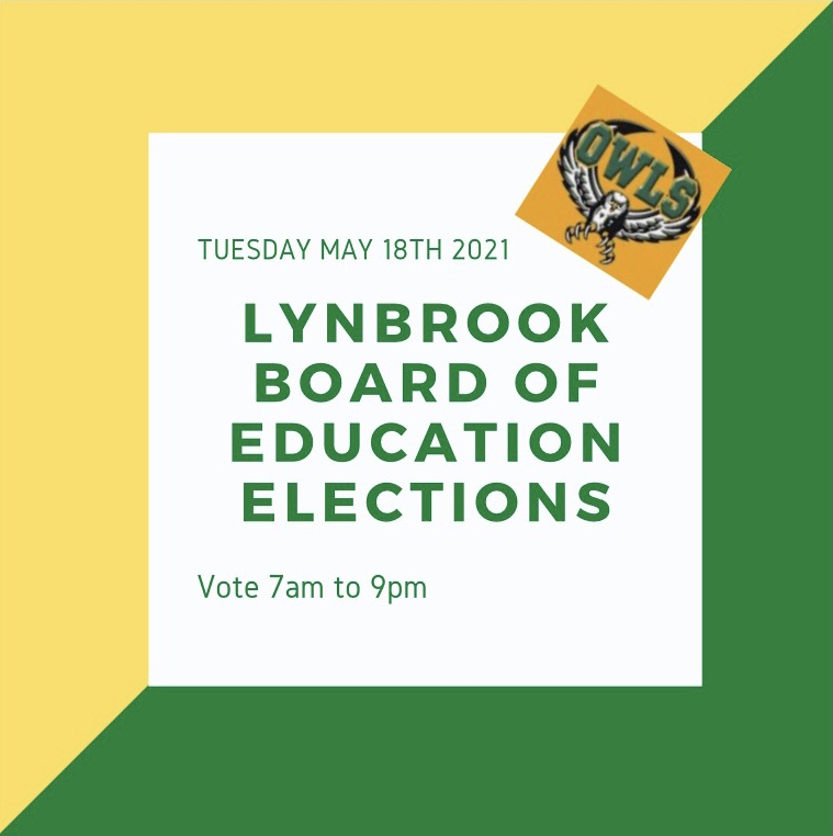 The Board of Education elections are coming up, with five candidates running for three seats.