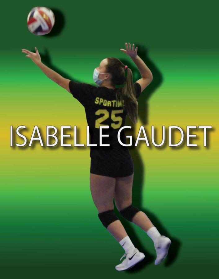 Athlete Spotlights: Isabelle Gaudet and Anthony Campos