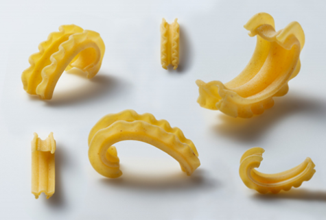Cascatelli: The Newest Shape in Pasta