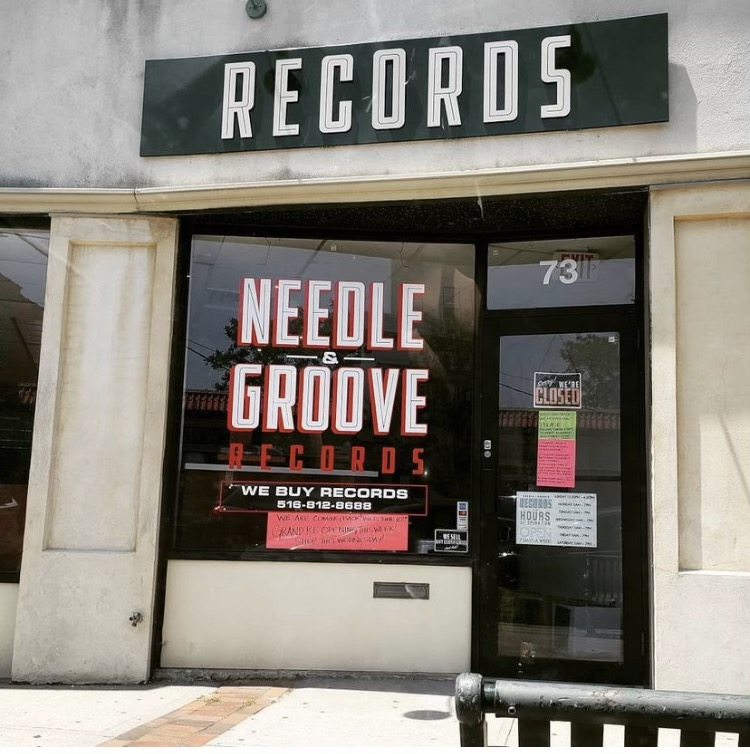 Needle and Grove: Not Your Ordinary Record Shop